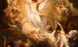 The-Ascension-Benjamin-West