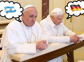 The Same Old Papacy