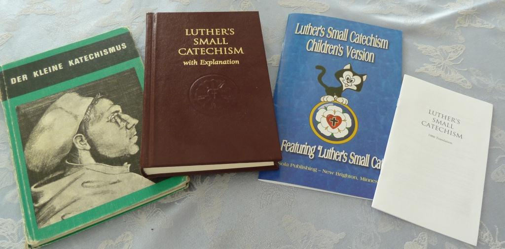 Collection of Luther's Small Catechisms